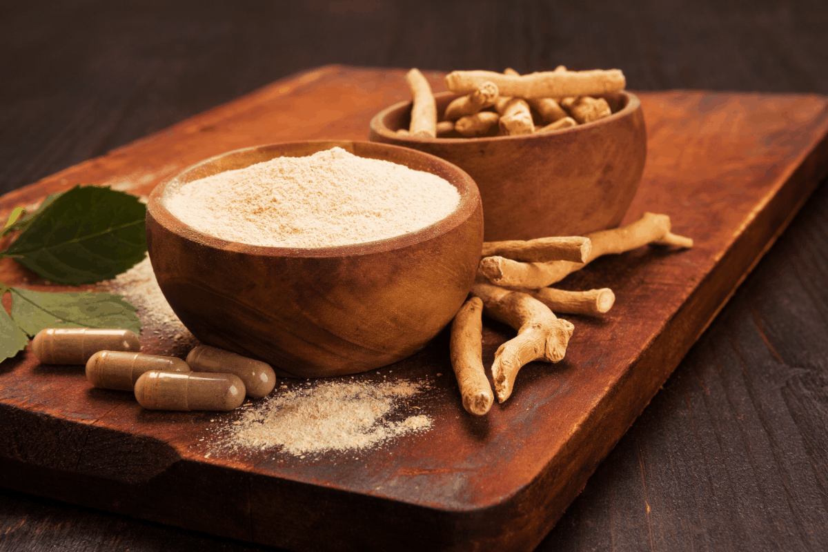 Ashwargandha VS Maca benefits