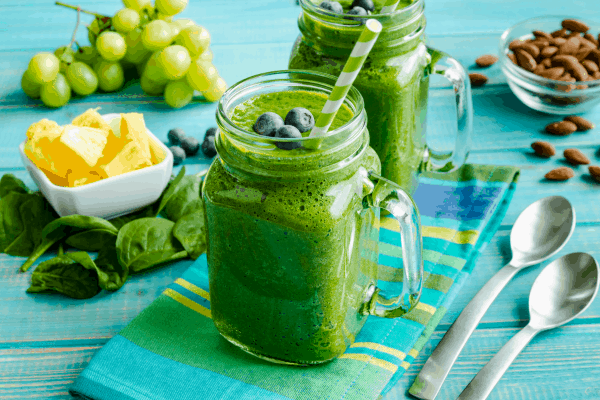 Iron Rich Smoothies Recipes A Tasty Way to Introduce Kale and Spinach in Your Diet
