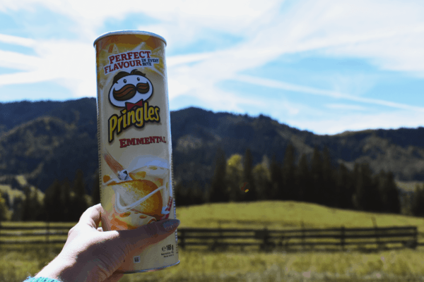 What are Pringles Made of Is it Actually a Real Potato Chips