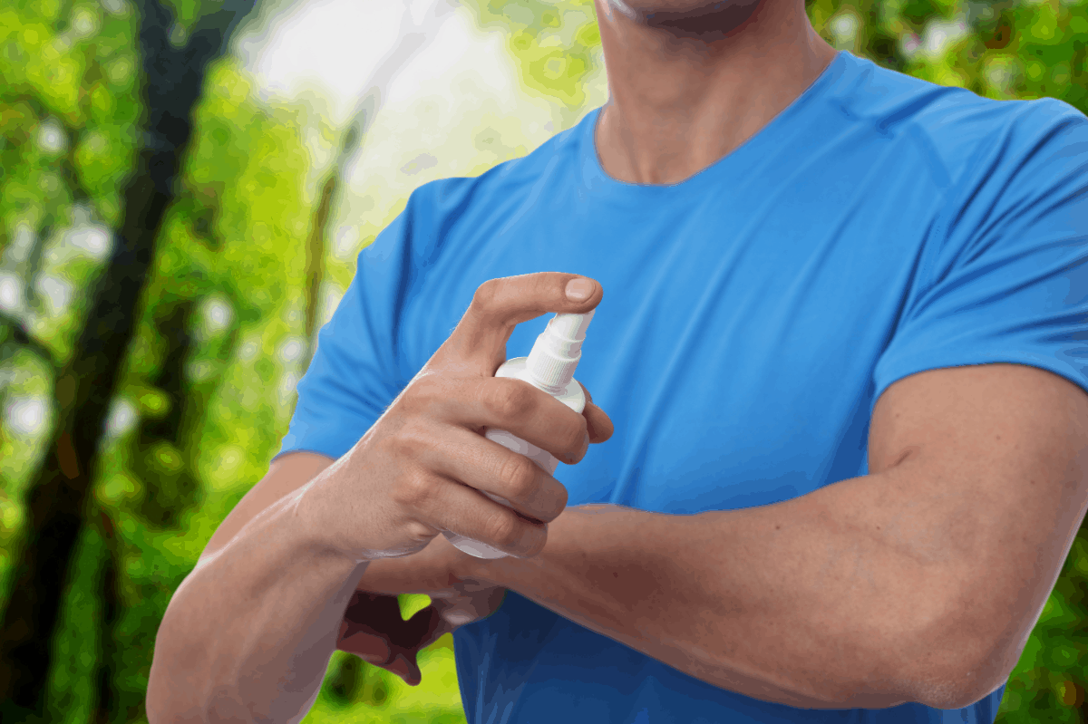 How to Make Homemade Mosquito Repellent Listerine