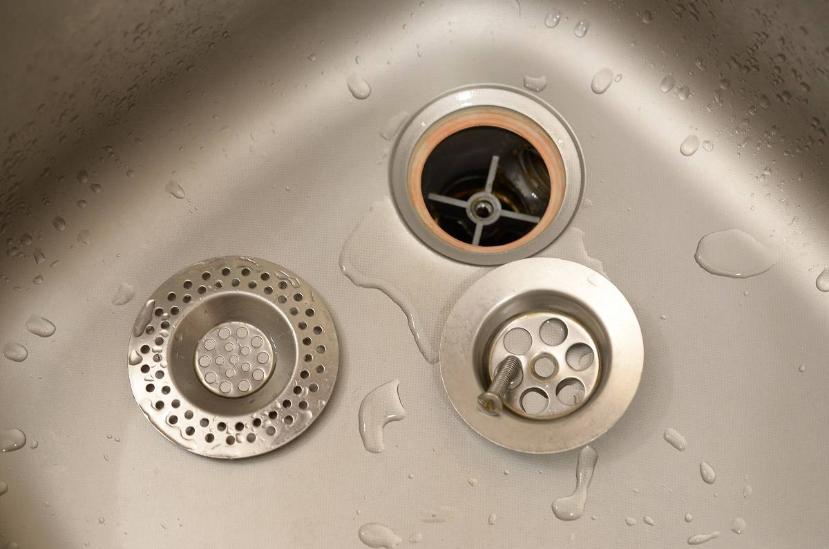 How to Clean a Clogged Sink Caused by Coffee Grounds