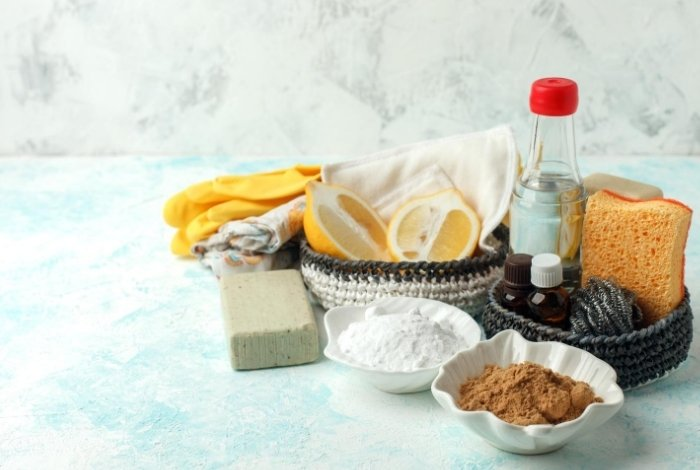 Use Natural House Cleaning Products