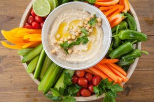 What Foods Are Suitable To Eat With Hummus
