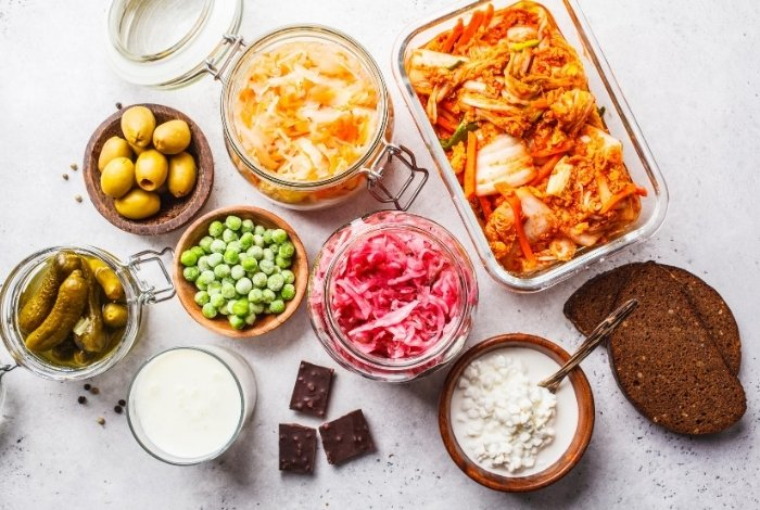 What are the Foods that Contain Probiotics
