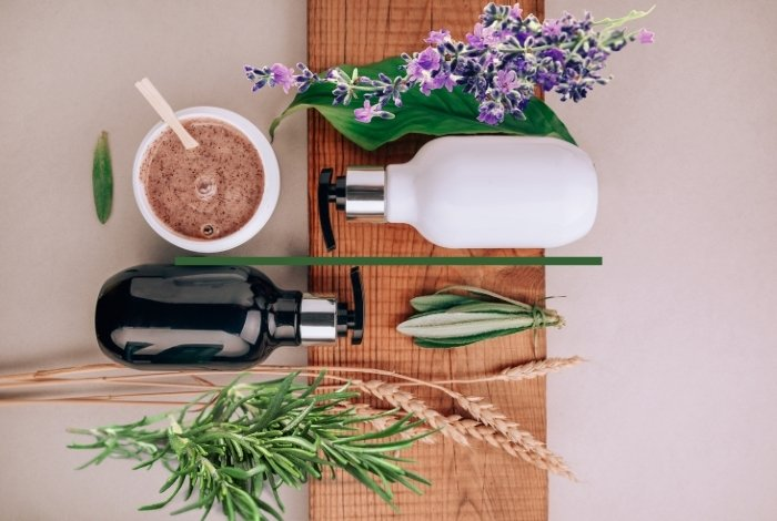 Amazing Lavander and Rosemary DIY Hair Growth Serum