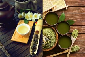 Oolong Tea Versus Green Tea - Similarities And Differences