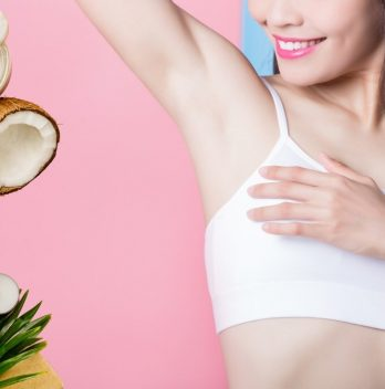 Armpit Detox with Coconut Oil