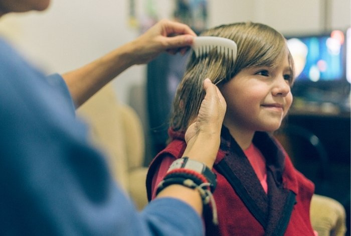 Avoid Sharing Combs and Brushes