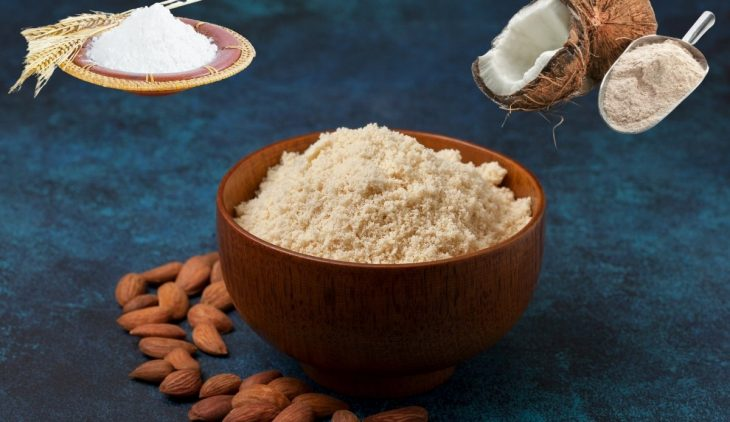 What is a Substitute for Almond Flour