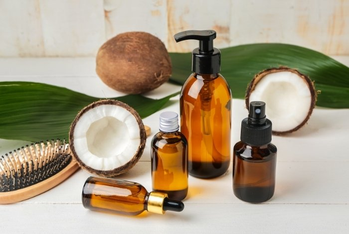 Coconut Oil in Your Hair