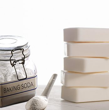Making Soap with Baking Soda instead of Lye