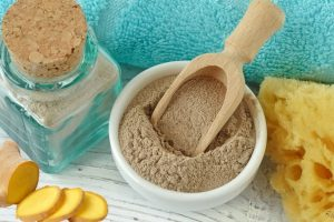Benefits of Ginger and Clay Detox Bath