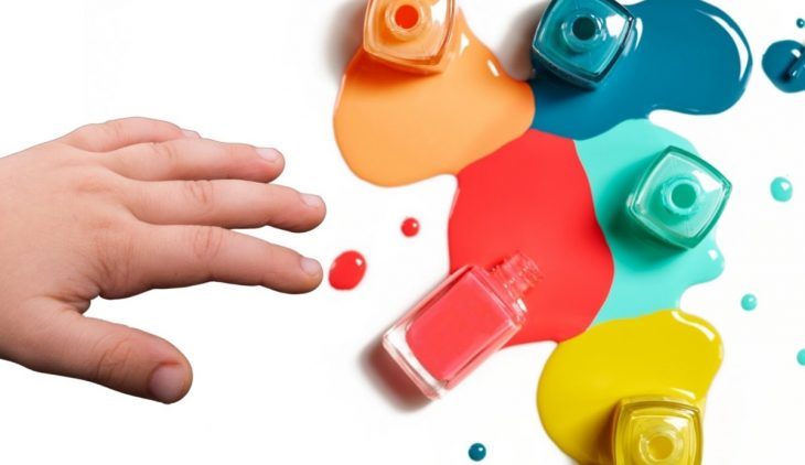 The Best Non Toxic Nail Polish For Toddlers