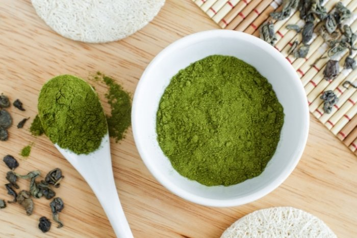 What Is A Matcha Face Mask